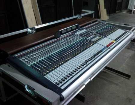 GB8 de Soundcraft